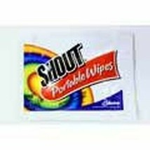 Shout Wipes (case of 80) - $31.01