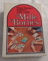 1971 Mille Barnes French Auto Racing Card Game Parker Brothers 100% COMP... - $35.00