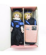 Marian Yu Dolls, Dean and Debbie, Graduation Classmates - $53.95