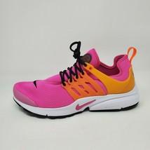 Women's Nike Air Presto Women's 11 Sunset Laser Fushchia Pink Orange  878068-607 - $99.00