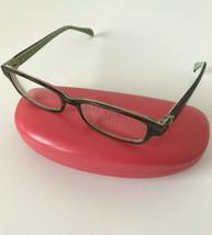 Kate Spade Prescription Eyeglass Frames ELISABETH OJDO 49-16-130  wind p... - $36.63