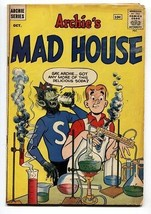 Archie's Mad House #15 Comic Book 1961-JUGHEAD Horror COVER-VG - $31.53