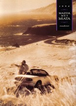 1994 Mazda MX-5 MIATA sales brochure catalog 1st Edition US 94 - $10.00