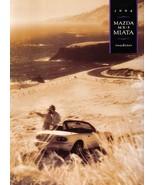 1994 Mazda MX-5 MIATA sales brochure catalog 1st Edition US 94 - $10.00