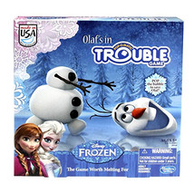 Frozen Olaf's in Trouble Game - $12.89