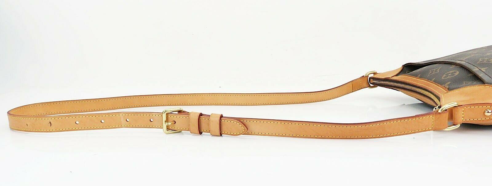 Authentic LOUIS VUITTON Odeon PM Monogram Shoulder Tote Bag Purse #32145 image 8