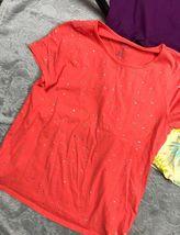 LANDS END KIDS Summer Tops Lot Sleeveless Tank Dress T-Shirt Girl's Size 14  image 4