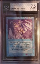 MTG Legends Recall BGS 7.5 Gem Near Mint Card Magic the Gathering  - $166.55