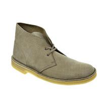 Clarks Originals Men's Desert Boots Taupe Nubuck 63686 - $89.95