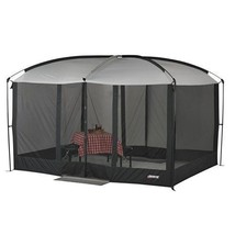 Tailgaterz Magnetic Screen House Tent Outdoor Garden Summer Shade Enclos... - $143.47
