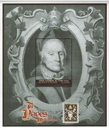 Pope Clement XI Sierra Leone Souvenir Sheet MNH - $5.95