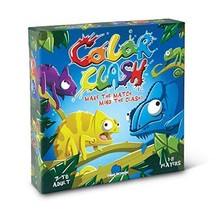 Color Clash Board Game - $16.99