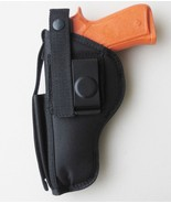 Hip Holster for Ruger American in 9mm or 45 Front Mounted Extra Magazine... - $19.70