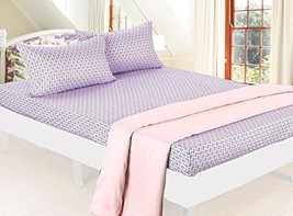 Clara Clark Bed Sheet Bedding Set, Beautiful Children Prints for Boys/Girls Kids
