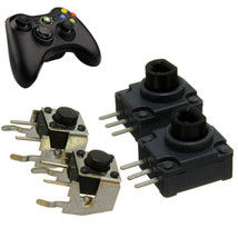 New Replacement LB/ RB+ LT/ RT Buttons Set for XBOX360 Wireless Controller - $4.81