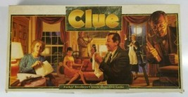 Clue Replacement Parts Lot of Box Game Board Spanish English Instructions 1992 - $3.49