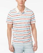 Tommy Hilfiger Men's Striped Logo Custom Fit Polo, Size XXL - $29.69