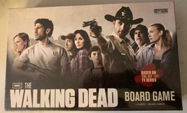 AMC The Walking Dead Board Game New and Sealed Cryptozoic 2011 - $36.99