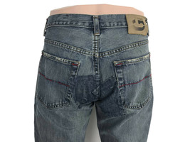 G Brand Guess Made In Italy Women's Jeans Patchwork Distressed Flared Si... - $23.33