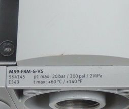FESTO MS9-EM-G-S-VS , MS9-LWS-G-U-V , MS9-LFR-G-D7-CUV-AG-BAR-AS , MS9-FRM-G-VS image 7