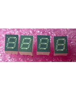 7 Segment Display Common Anode CA 7mm Green LED... - $0.90