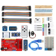 OPEN-SMART Nano BreadBoard Kit w/ IO Expansion Board/ Sensor Module - $33.82
