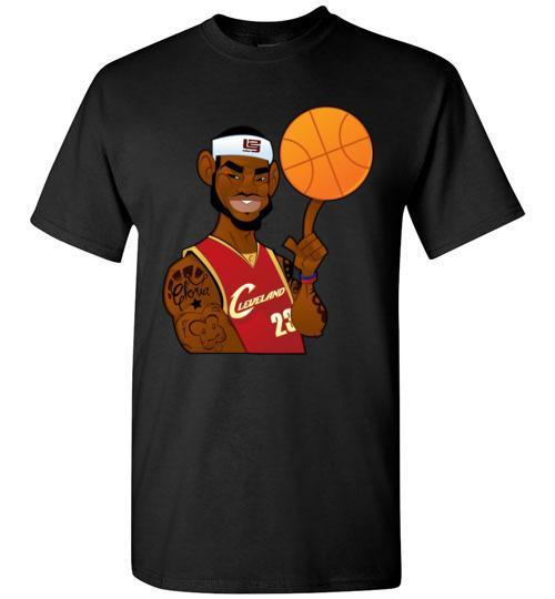 Lebron 2 T-shirt New