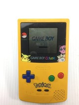 Game Boy Color CGB-001 Pokemon edition tested working - $71.27