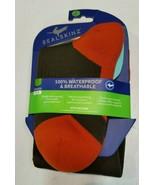 Seal Skinz Mid Knee Olive/Mud/Orange Socks Size L - $56.77