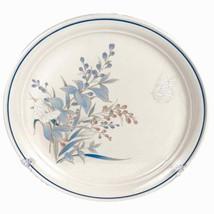 "NORITAKE KELTCRAFT IRELAND KILKEE 7.5"" Salad Plate BLUE FLORAL & BUTTERFLY  - $3.96"