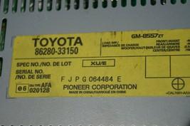 Lexus Pioneer Amp Amplifier 86280-33150 GM-8557ZT image 2