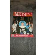 NEW YORK METS 1977 BOOK - $25.00