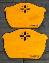 Longaberger Woodcrafts Bread Basket Wood Single Dividers - Set of 2  - $8.90