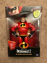 Disney Pixar Incerdibles 2 Mr. Incredible Talking Action Figure - $27.71