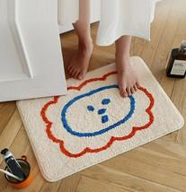Romane Bathroom Floor Foot Rug Mat Non Slip Indoor Door Bath Matt (Lion) image 2