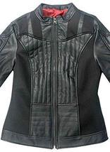 Star Wars Phantom Menace Darth Maul Ray Park Costume Evil Vader Leather Jacket image 1