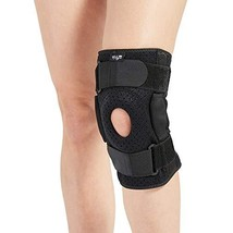 Hinged Knee Brace for Men and Women, Knee Support for Swollen ACL, Tendo... - $33.99