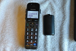 Panasonic KX-TGEA20T Accessory Cordless Handset (only) Replacement - $22.37