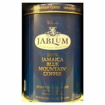 Jablum Blue Mountain Tin Coffee- Roasted and Ground 8oz - $39.60