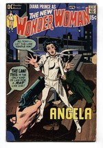 WONDER WOMAN #193 comic book 1971-WW without costume DC - $18.62