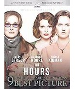 The Hours DVD 2003 Widescreen Special Collector's Edition - $4.95