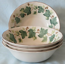 Nikko Greenwood Cereal Bowl set of 4, USED - $24.64