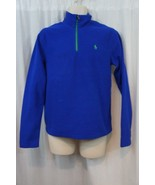 Ralph Lauren Homme Pull TAILLE S Pacifica Roya Bleu Polo Performance Pol... - $51.73