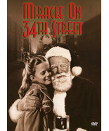 Miracle on 34th Street (DVD, 1999) -u - £5.32 GBP