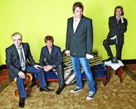 Duran Duran Simon Le Bon 61 Vintage 8X10 Color Music Memorabilia Photo - $6.99