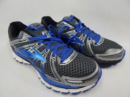 Brooks GTS 17 Size US 8  M (D) EU 41 Men's Running Shoes Blue Silver 1102411D017