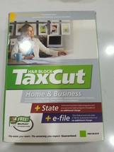 H And R Block Tax Cut 2006 - $9.14