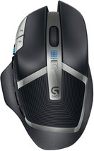 Logitech G602 Lag-Free Wireless Gaming Mouse  11 Programmable Buttons Up... - ₹4,102.02 INR