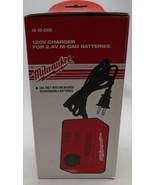 Milwaukee 48-59-0300 2.4 Volt Ni-Cd Power Tool Battery Charger - $32.67
