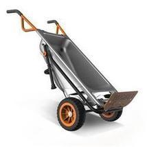 Positec WORX AeroCart wheelbarrow/Dolly - $228.99